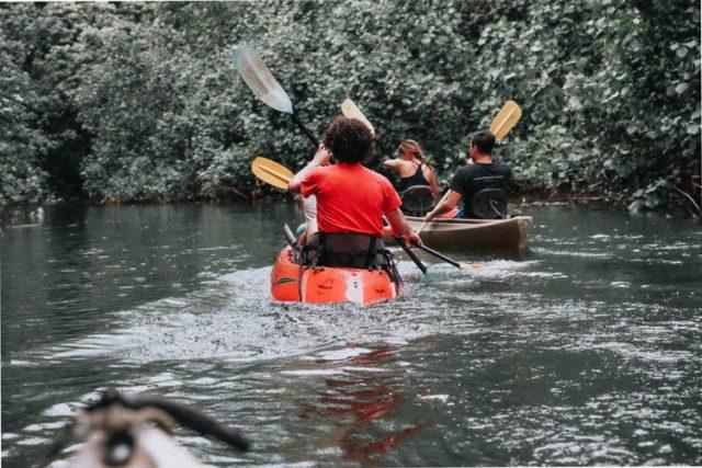 Soca river canyoning