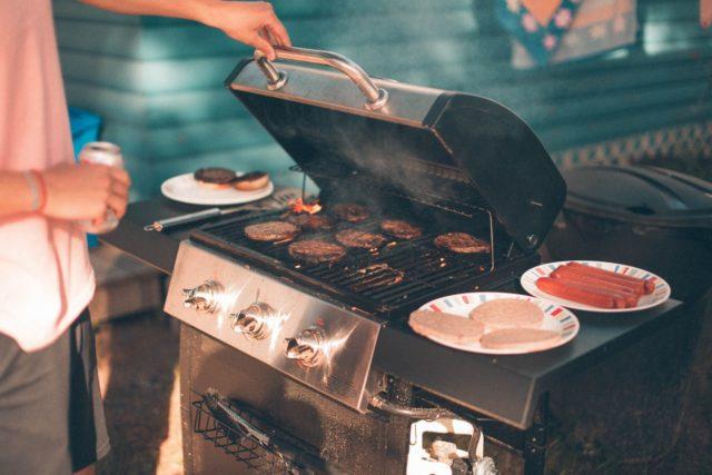 Letna kuhinja na terasi
