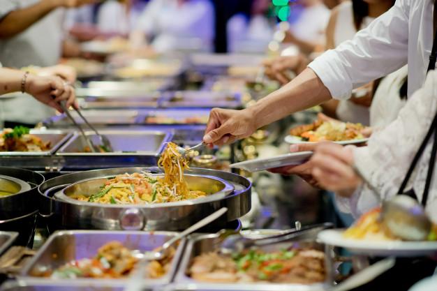 catering cena