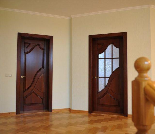 Naročilo lesenih notranjih vrat in kuhinje po meri